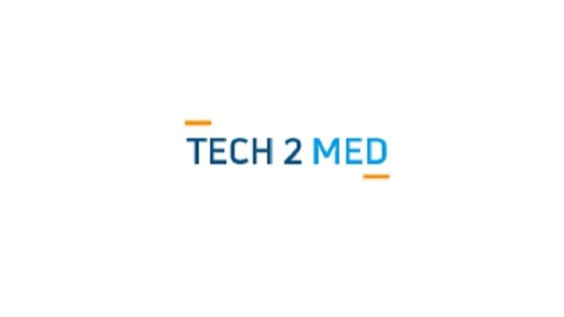 Logo des Zukunftscluster-Finalisten Tech2Med