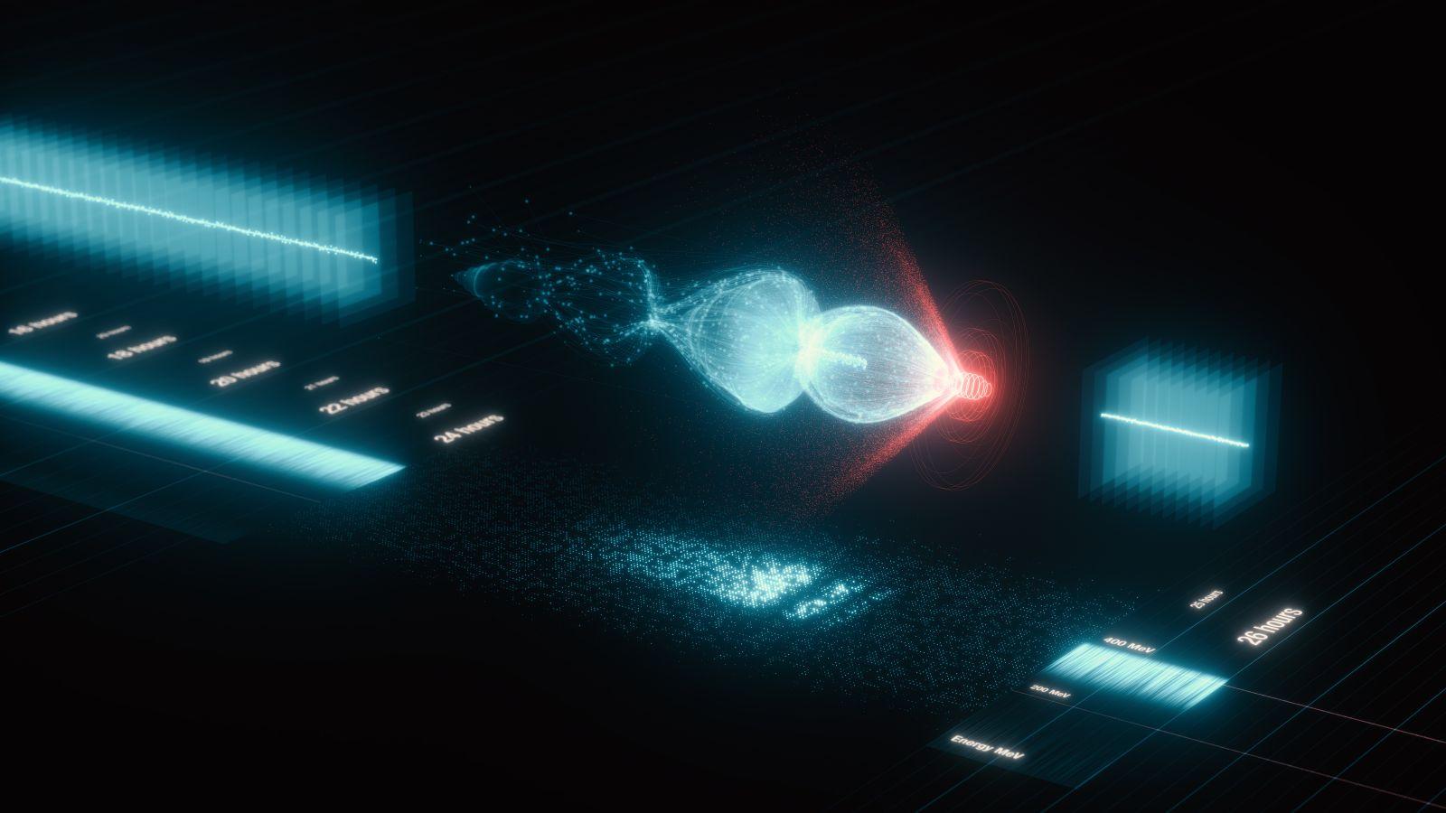 Eine Plasmazelle, das Herzstück, neuer kompakter Beschleuniger wird bei DESY getestet.